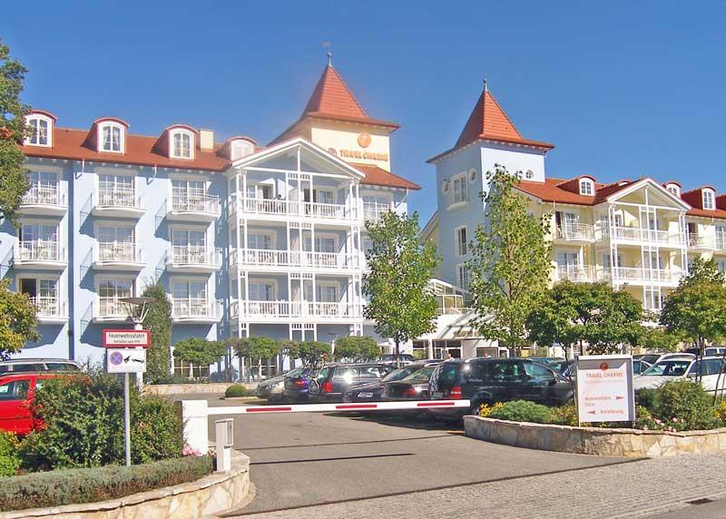 Hotel Und Pensionen Zinnowitz